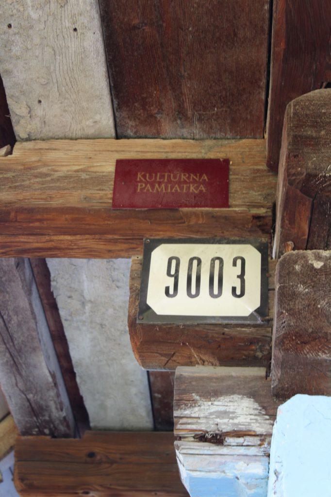 Roľnícky dvor č. 9003 02