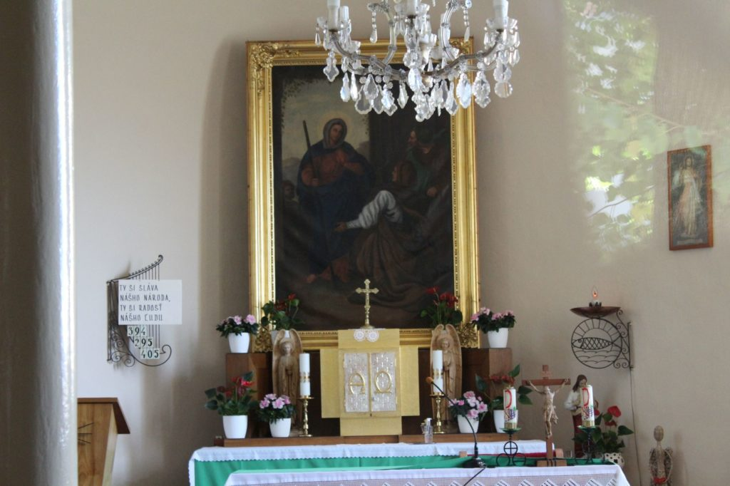Rímskokatolícky kostol Navštívenia Panny Márie 03