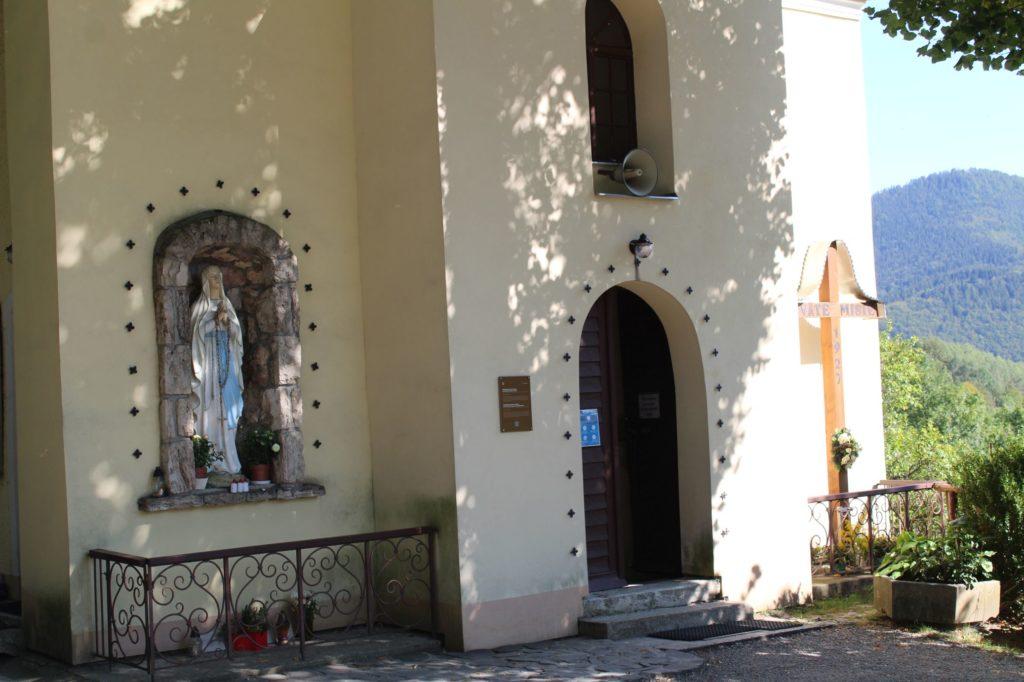 Rímskokatolícky kostol Navštívenia Panny Márie 10