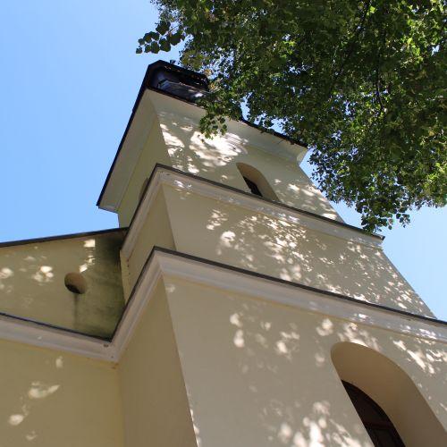 Rímskokatolícky kostol Navštívenia Panny Márie