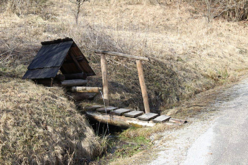 Studnička pod Záhradiskami, Ružomberok - Vlkolínec 01