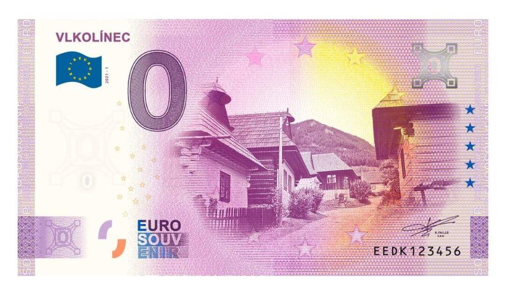 Bankovka Vlkolinec